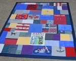 Baby Clothes Quilts