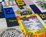 T-Shirt Quilt from JellyBeanQuilts.com