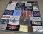 T-Shirt/Memorial Quilt