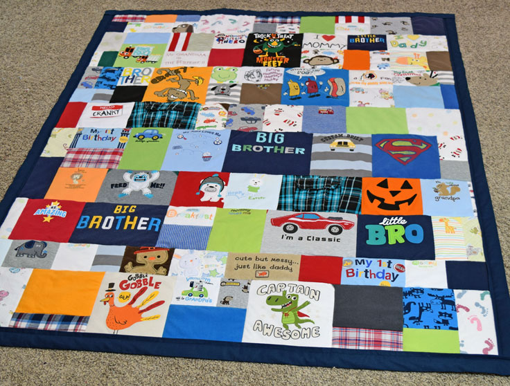 Baby Clothes Quilt Pictures T Shirt Quilt Pictures Jelly Bean