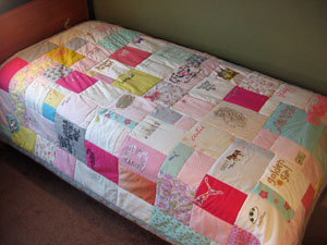 Baby Clothes Quilts | Memory Quilts | Jelly Bean Quilts : quilt made of baby clothes - Adamdwight.com