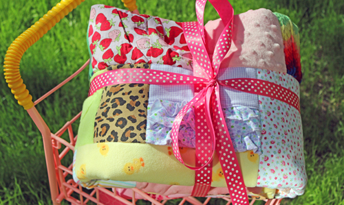 Baby Clothing Quilts
