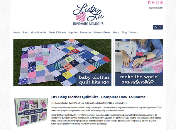 Baby Clothes Quilt Patterns