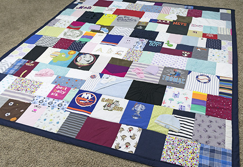 Baby Clothes Blanket Blanket Made From Baby Clothes Jelly Bean