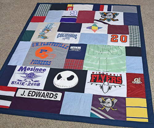 memory quilts memory quilts made from clothing jelly bean quilts